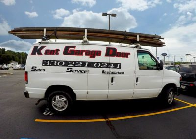 Kent Garage Doors serves Kent, Portage County and Summit County